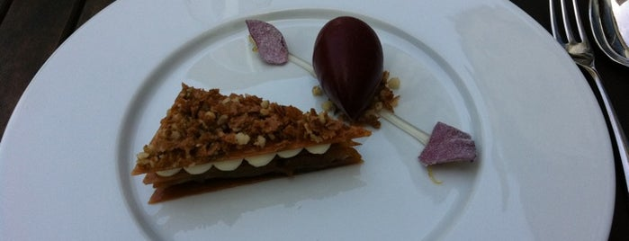 Dinner by Heston Blumenthal is one of My Favourite Restaurants: London.