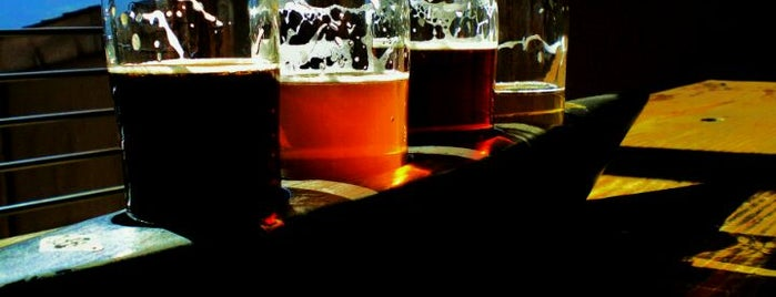 Kern River Brewing Company is one of Best US Breweries--Brewery Bucket List.