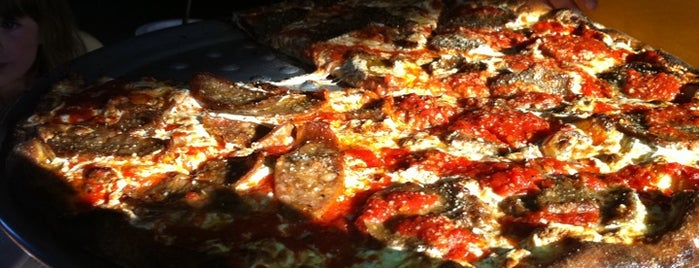 Tucci's Fire N Coal Pizza is one of New Times' Best Of Broward - Palm Beach - VMG.