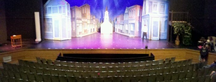 Cookeville Performing Arts Center is one of Favorites.