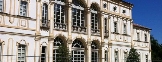 Parco della Tesoriera is one of Torino.