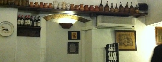 Osteria del Cinghiale Bianco is one of Italy to-do.