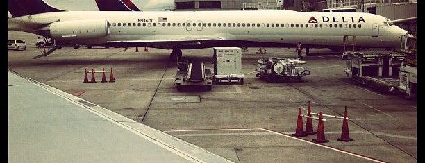 Flughafen Atlanta Hartsfield-Jackson (ATL) is one of Atlanta History.