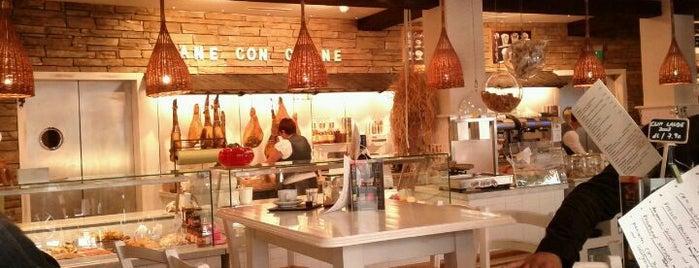 Pane Con Carne is one of Lieux sauvegardés par Fred.