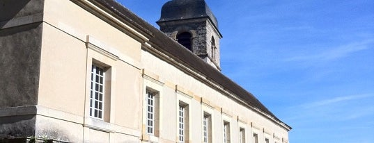 Abbaye d'Hautvillers is one of Wine World.