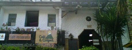 Café y Crepes (Café de la Montaña) is one of Top 10 favorites places in Bogotá, Colombia.