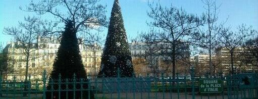 Place d'Italie is one of Paris.
