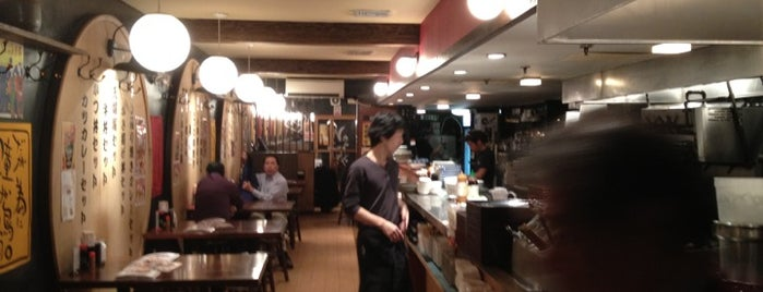 Udon West - Midtown East is one of Posti salvati di Elizabeth.