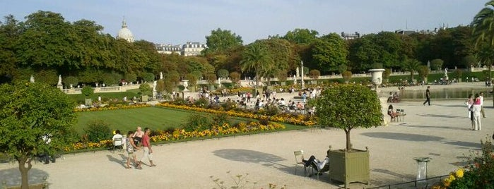 Giardini del Lussemburgo is one of Things to do in Europe 2013.