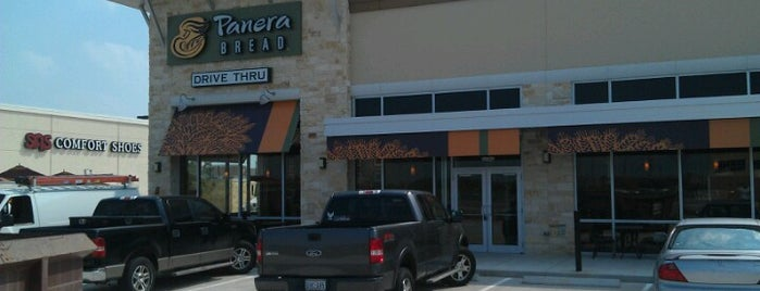 Panera Bread is one of Best of League City.
