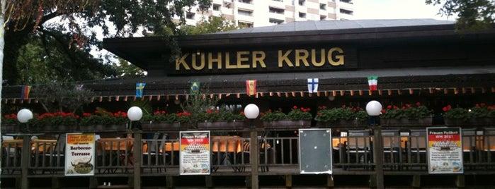 Brauhaus Kühler Krug is one of สถานที่ที่บันทึกไว้ของ Pavlos.