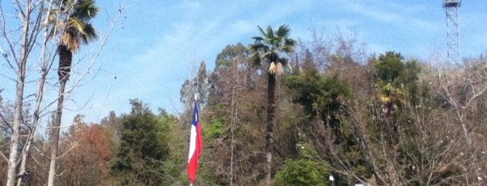 Parque Metropolitano de Santiago is one of Chile!.