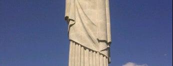 Christus der Erlöser is one of Rio de Janeiro's best places ever #4sqCities.