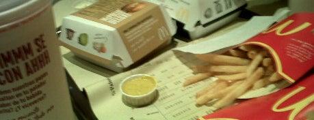 McDonald's is one of Cadenas de comidas y café en Lima.