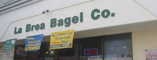 La Brea Bagel is one of Los Angeles: 7 Challah Loaves We Love.