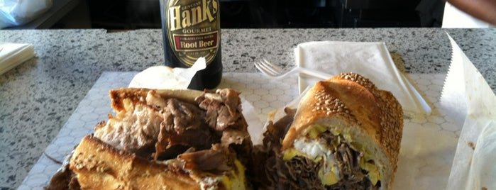Paesano's Philly Style is one of Philly Faves.
