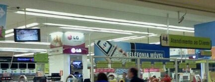 Carrefour is one of Orte, die Mariana gefallen.