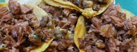 Tacos El Paisa De Santa María is one of สถานที่ที่ Edgar ถูกใจ.