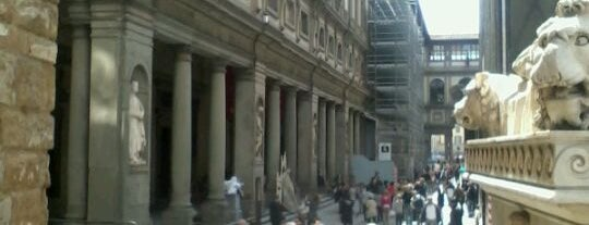 Galerie des Offices is one of Firenze.