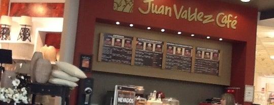 Juan Valdez Café is one of Santiago.