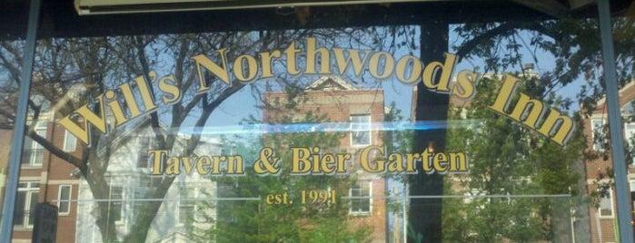 Will's Northwoods Inn is one of Bars.
