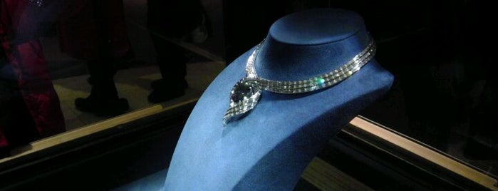 "Hope Diamond Exhibit is one of ""Hail, Columbia, happy land...""."