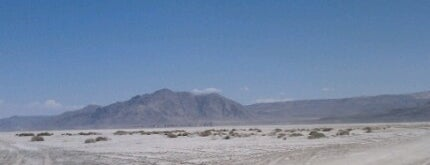 Black Rock Desert is one of Desert Places.
