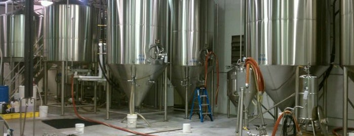 Port City Brewing Company is one of District of Beer.