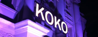KOKO is one of London.