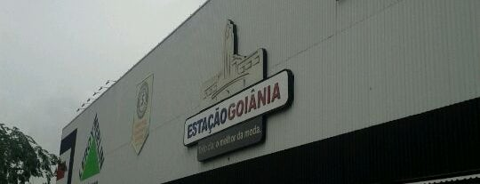 Estação Goiânia is one of Diversos.