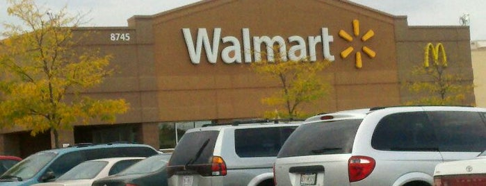 Walmart is one of Daee' : понравившиеся места.