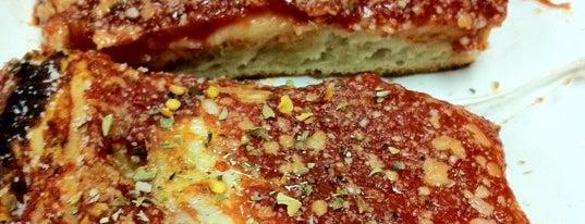 L&B Spumoni Gardens is one of MCC Pizza Tour.