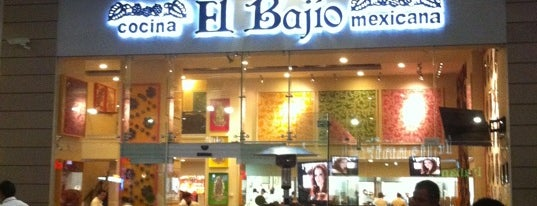 El Bajío is one of Lugares favoritos de Marylú.