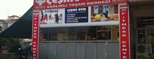 Çeşme Gym is one of Mertesacker 님이 좋아한 장소.
