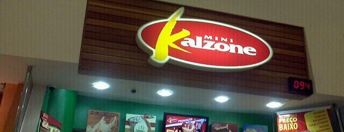 Mini Kalzone is one of Posti che sono piaciuti a Raphaël.