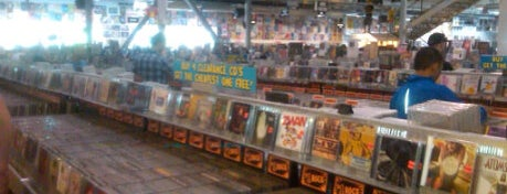 Amoeba Music is one of Essential Los Angeles.