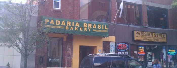 Padaria Brasil Bakery is one of Must-visit Food in Somerville.