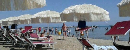 Igea Marina is one of Beach.
