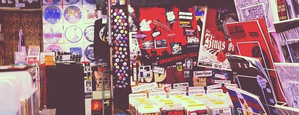 All Ages Records is one of worldwide record stores..