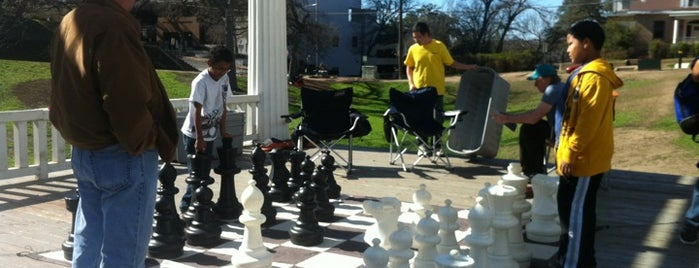 Austin Giant Chess is one of Austin [Attractions]: Been Here.