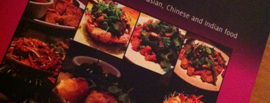 1 Malaysia Cuisine is one of Makan!: Quest for Malaysian Food in UK.
