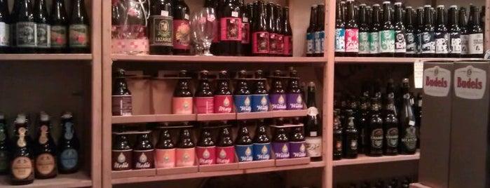 De Bierwinkel is one of Dutch Craft Beer Shops.
