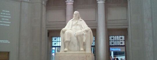 The Franklin Institute is one of Philly's Phinest Sightseeing Guide.