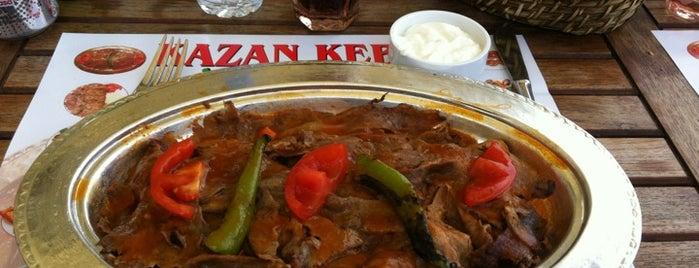 Kazan Kebap İskender is one of Posti che sono piaciuti a hakan.