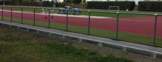 Pista Atletisme Vilafranca is one of Instalaciones Deportivas / Esports.