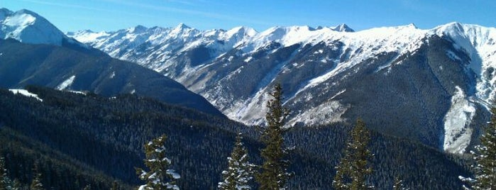 Aspen Mountain is one of Best Ski Areas.