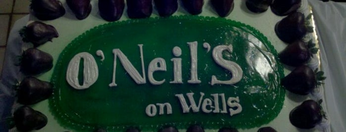 O'Neil's on Wells is one of Bars.