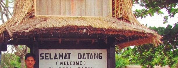Desa Sade is one of Destination In Indonesia.