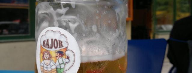 Bajor söröző is one of Kézműves - Kis főzdés sörök.