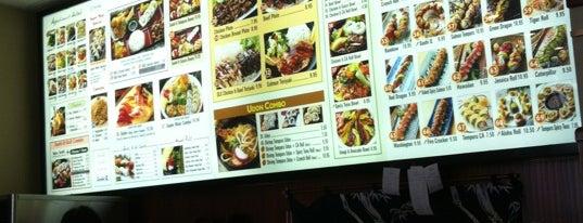 Sushi Q is one of Posti salvati di Christopher.